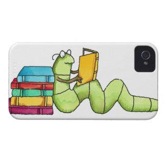 Bookworm iPhone 4 Cases