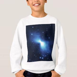 Boomerang nebula in space tee shirt
