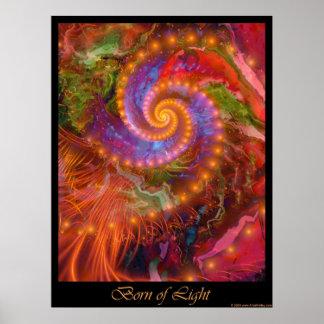 Born of Light poster
