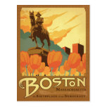 Boston, MA - The Birthplace of our Democracy Postcard