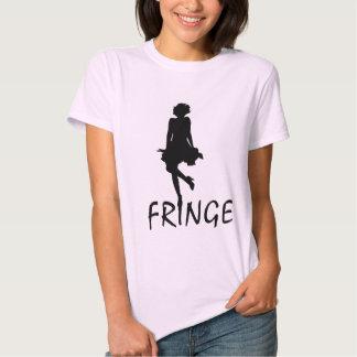 boutique, FRINGE Tee Shirt
