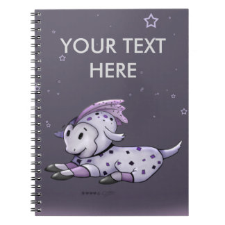 BOUTO CUTE ALIEN MONSTER NOTE BOOK
