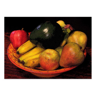 Bowl of Fruit ATC Pack Of Chubby Business Cards