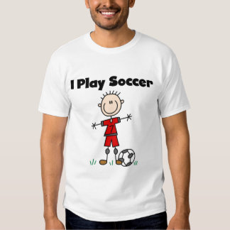 Boy I Play Soccer Tshirts and Gifts
