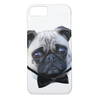Boy pug dog iPhone 7 case