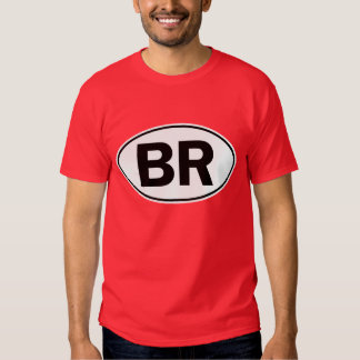 BR Oval ID Tee Shirt