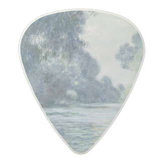 Branch of the Seine near Giverny, 1897 Acetal Guitar Pick