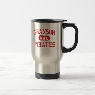 Branson - Pirates - High School - Branson Missouri Stainless Steel Travel Mug