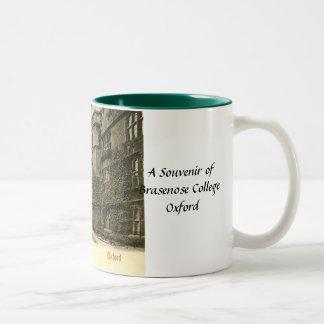 Brasenose College, Oxford, Souvenir Mug