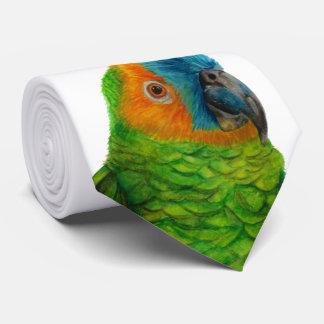 Brazilian Parrot Tie