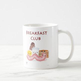 Breakfast Club Basic White Mug