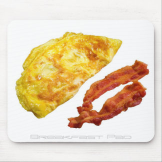 Breakfast Pad Mouse Pad