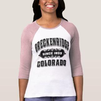 Breckenridge Since 1859 Black Tshirt