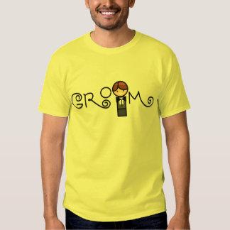 Bride and Groom Tee Shirt