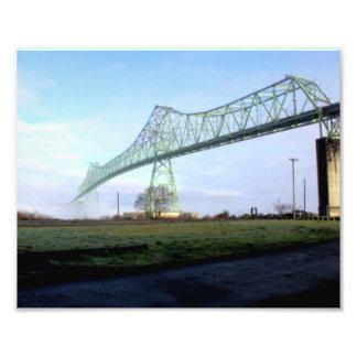 Bridge In The Mist # 4 Art Photo