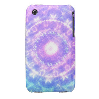 Bright colored abstract pattern iPhone 3 cases