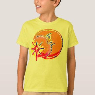 Bright Man in the Moon Kid's Tshirt