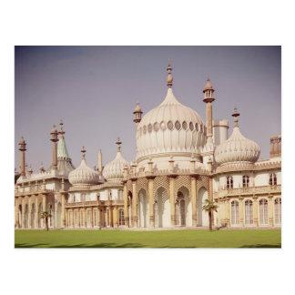 Brighton Royal Pavilion Postcard