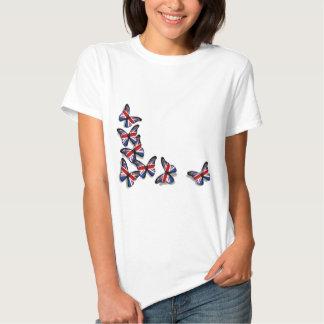 British Butterflies T-shirt