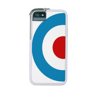 British Mod Target Design iPhone 5/5S Covers