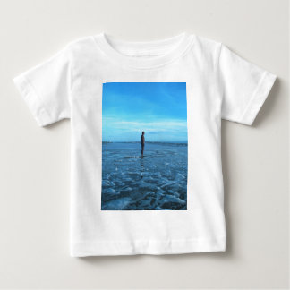 Bronze Beach Sculpture Tshirts