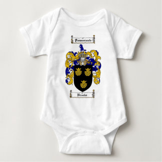 BROOKS FAMILY CREST -  BROOKS COAT OF ARMS T-SHIRTS