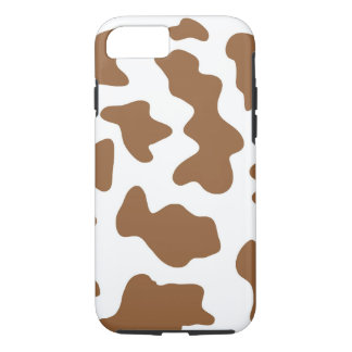 Brown Cow iPhone 7 Case