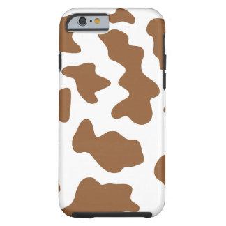 Brown Cow Tough iPhone 6 Case