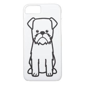 Brussels Griffon Dog Breed Cartoon iPhone 7 Case