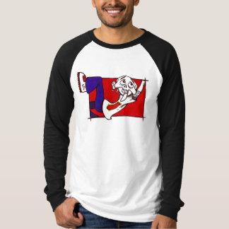 """Brutal Muse """"Brutal Bud 4"""" Raglan Long-Sleeve T-shirts"""