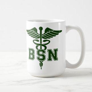 BSN BASIC WHITE MUG
