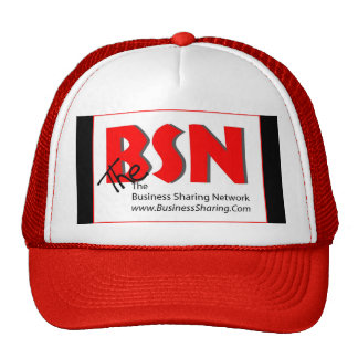 BSN Hat, Logo on front Cap