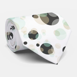 BUBBLES elegance on any Color Tie