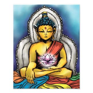 Buddha's Hope - Matthew Fletcher Photographic Print