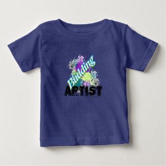 Budding Artist kids clothes T Shirts