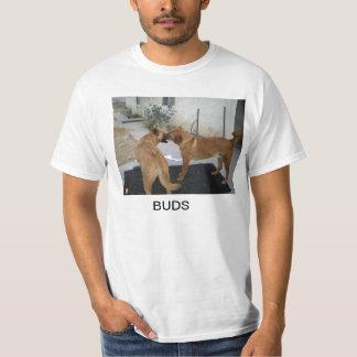 BUDS TEE SHIRTS