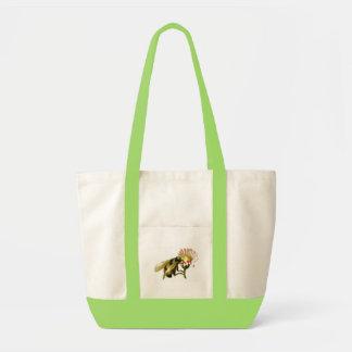 bumble bee impulse tote bag