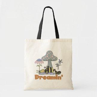 Bumblebee Dreamin' Budget Tote Bag