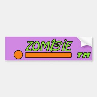 bumper sticker car truck window school binder