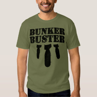 Bunker Buster Men's T-Shirt