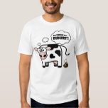 Burgers?! Funny Cow T-Shirt