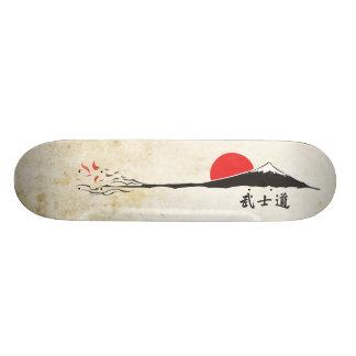 Bushido deck 20.6 cm skateboard deck