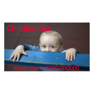 Business Cards for Childminders