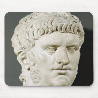 Bust of Nero Mouse Pad
