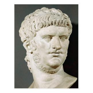 Bust of Nero Postcard