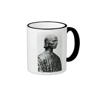 Bust of Niccolo Machiavelli Ringer Mug