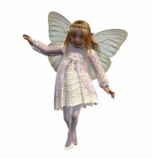 Butter Fairy Standing Photo Sculpture
