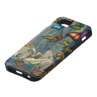 """Butterfly Chariot"" iPhone 5 Case"
