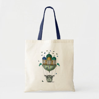 Butterfly House Budget Tote Bag