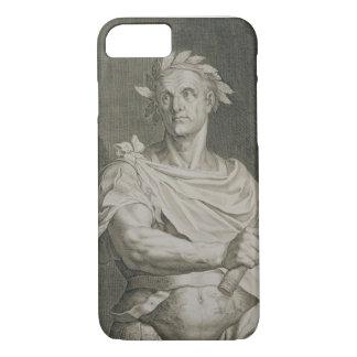 C. Julius Caesar (100-44 BC) Emperor of Rome engra iPhone 7 Case